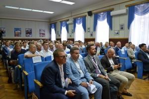 ГЕО АЛЬЯНС взяв участь у Міжнародному галузевому форумі 07.09.2018